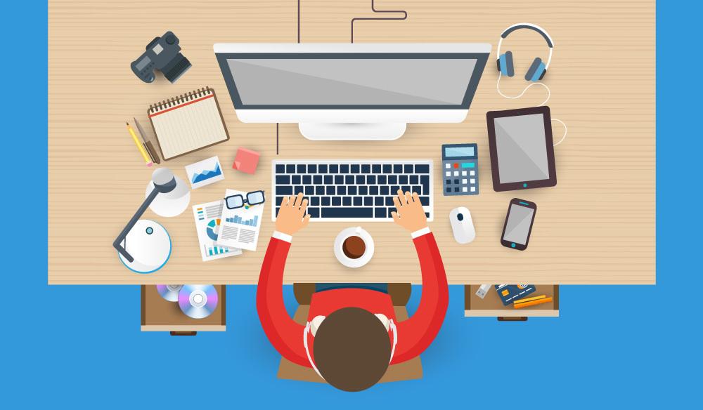 Capa do post: 3 dicas de Como Conseguir um Emprego de Programador (sem ter experiência)