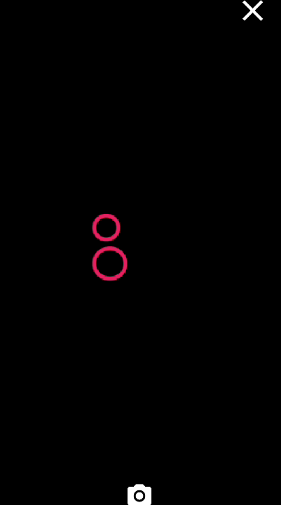 Camera no Aplicativo SamuraiCam